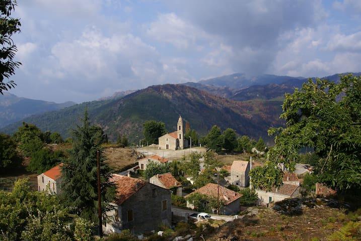 U RUGHJONU dans la Corse profonde 1