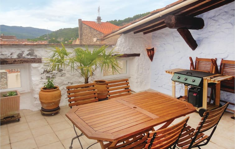 Terraced house with 3 bedrooms on 300m² in Bedarieux