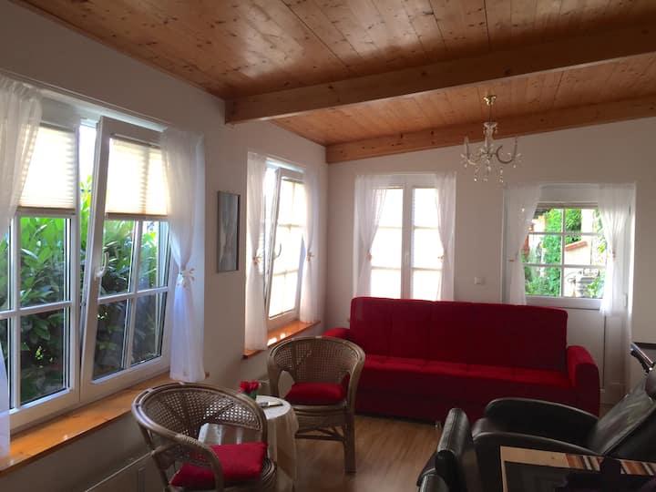 Ebenerdiges Apartment mit wunderschönem Innenhof