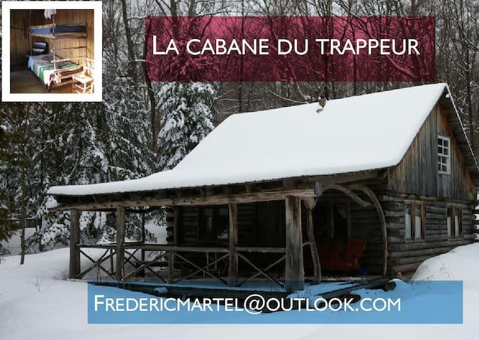 La Cabane du Trappeur - Entrelacs - Chalet