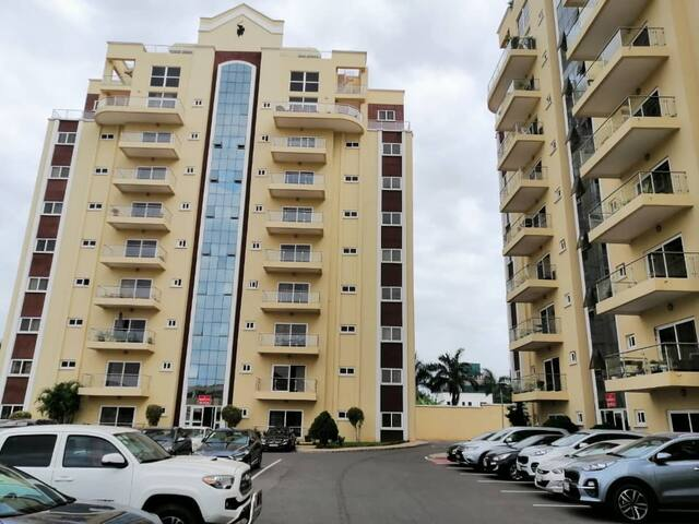 1-bedroom with shared bathroom at Polo Heights