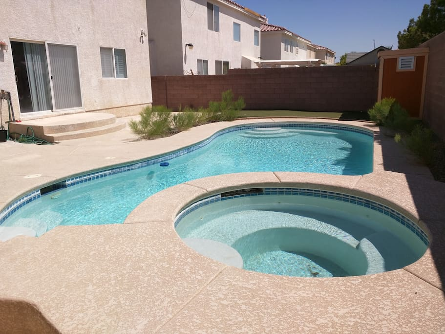 **Featured Photo** Pool and Spa