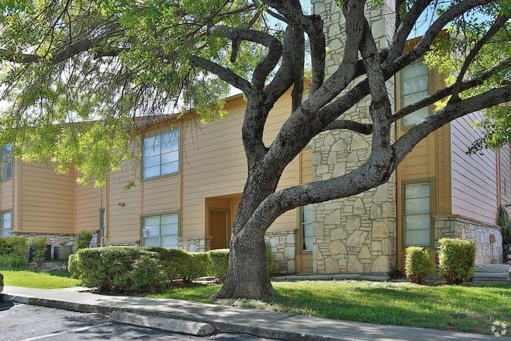 1-Bedroom 1-Bath Apartment - San Antonio - Apartmen