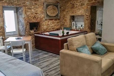Apartamento con jacuzzi en Braño, Costa da Morte