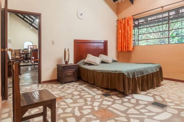 La Guacamaya Guesthouse & Coffee Farm [Room]