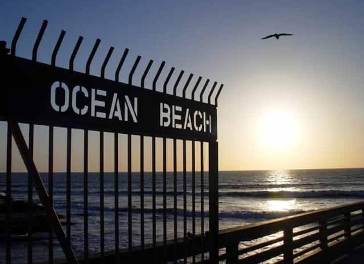 Ocean Beach Nest- Entire Guest Studio