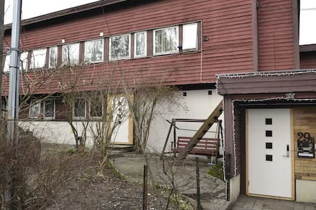 Four bedroom apartment in Oslo, Ulsholtveien 29