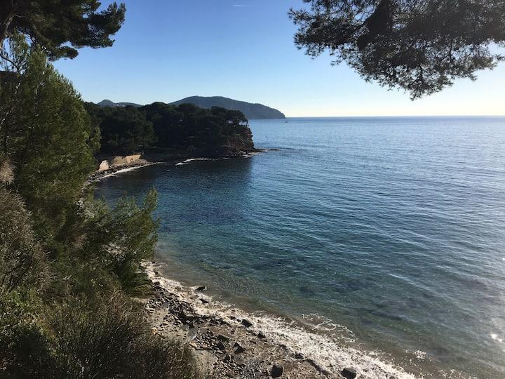 Entre plage et campagne
