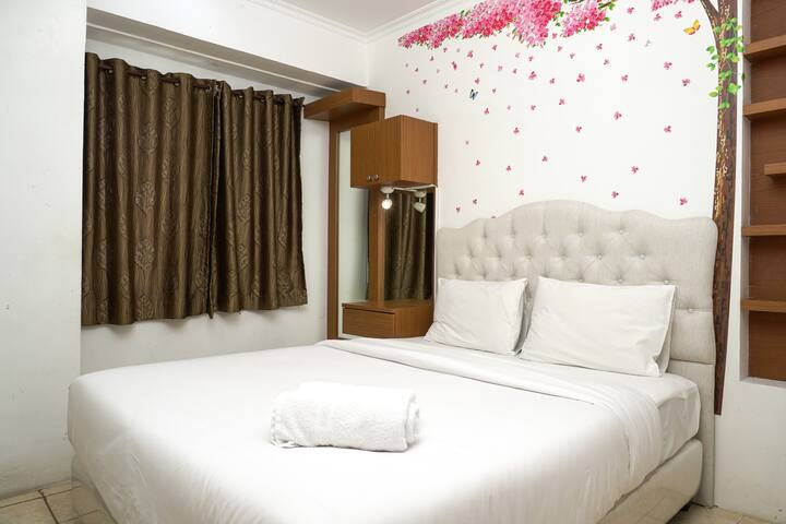 Cozy 2BR Apartment at Centro City Residence