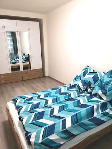 2. hálószoba 140X200 cm ágy