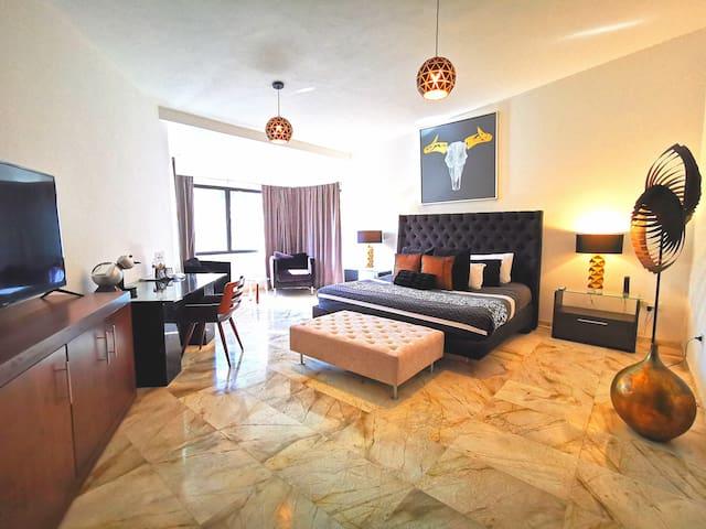 Excelente suite de lujo Hotel boutique Cancún ZH
