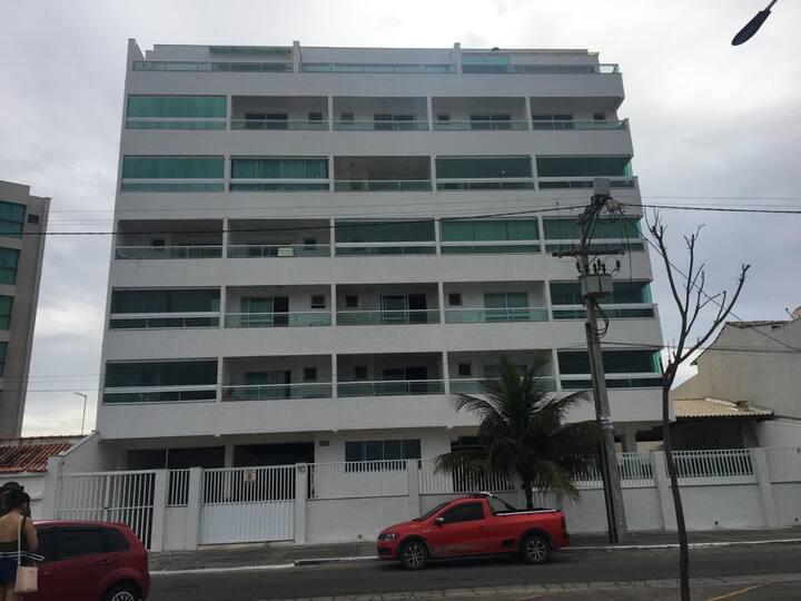 Apartamento na orla da Praia Grande - Arraial