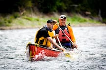 Canoe on the many Dartmoor waterways.