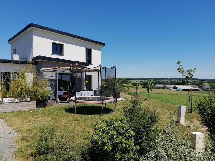Maison familiale proche Rennes