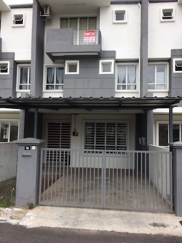 Very Spacious 2-Floor Family House - Perak