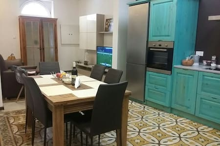 Perfectly Located Groundfloor Home in Birgu
