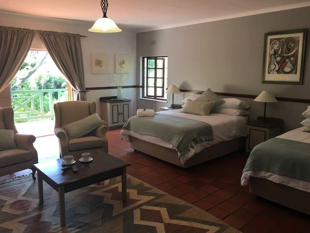 Cuckoos Nest B&B Room 1 - Louis Trichardt - Apartamento