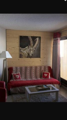 Appartement cosy 6 personnes