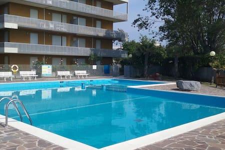 Appartamento bilocale sul mare - Lignano Sabbiadoro