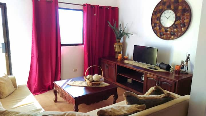 Ocean front apartment puerto plata.