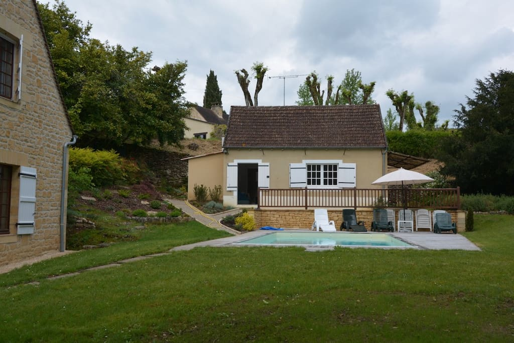 Petite maison annexe Piscine