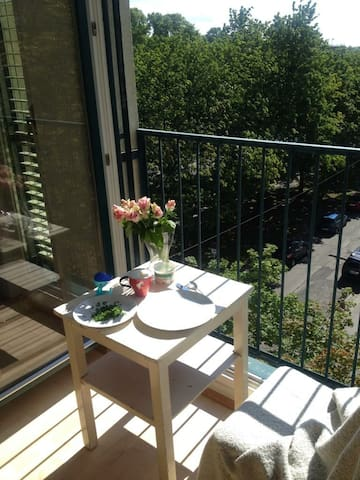 City break apartment at the foot of Vienna hills