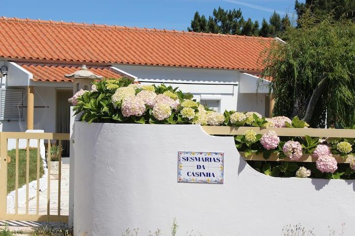 Casa de praia em Melides - Litoral Alentejano