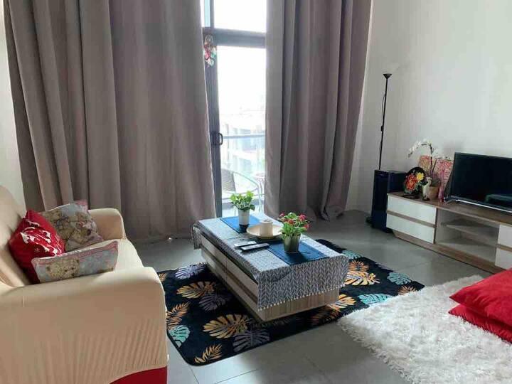 New duplex Condo at Empire City, Damansara Perdana