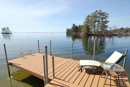Sebago Lake Retreat