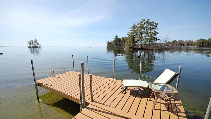 Sebago Retreat - Casco, ME 8/21 and on open