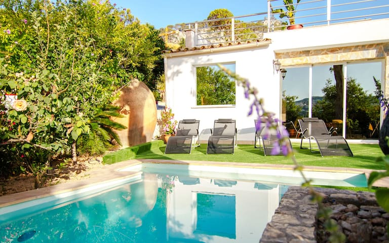 Luxury villa with private pool and whirlpool - Andratx - Villa