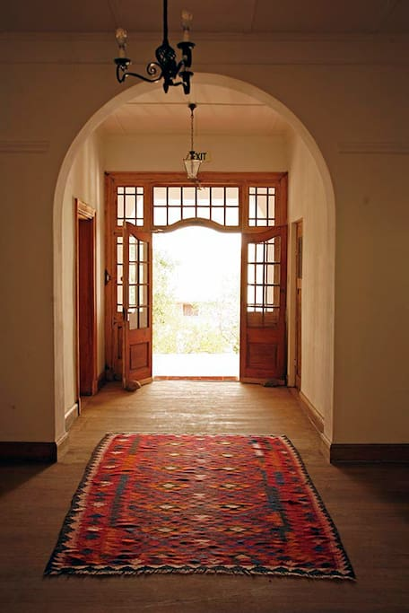 Guesthouse Entrance Hall