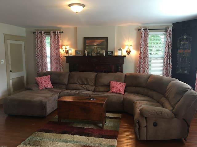 South Utica Historic District Rental