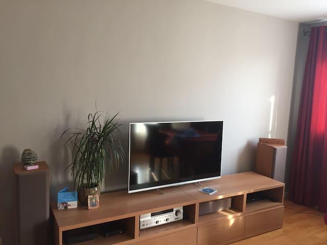 Appartement meublé à Plaisir