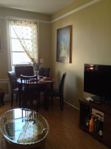 Spacious, Private Room For Rent - Queens - Apartment