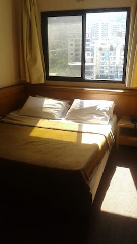 Room in hotel in Jounieh with mountain view 25$