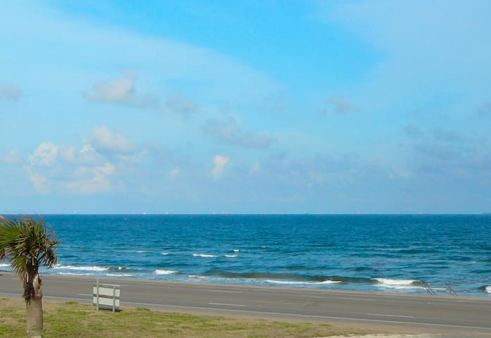 WOW see the OCEAN! PET friendly, Sleeps 6, Beachy!