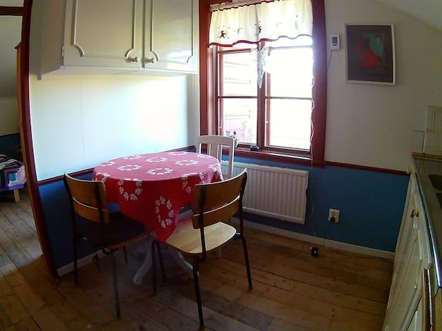 Cosy apartment in the heart of Dalarna