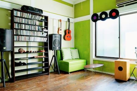 Music lover's room - Taketoyo-chō - Дом