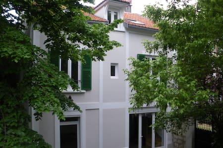 Maison Le Vésinet côté lac et parc - Le Vésinet - Rumah