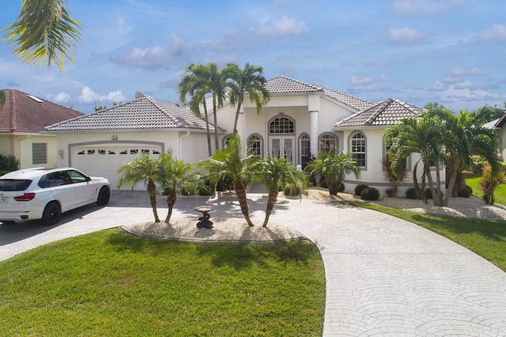 Seaside Villa The Sanibel: Beach feeling all day