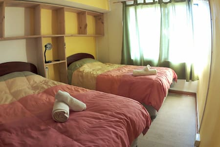 Double Room Two Bed