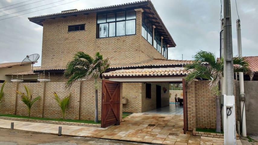 Excelente casa na praia de Morro Branco - Ceará - Beberibe - Ev