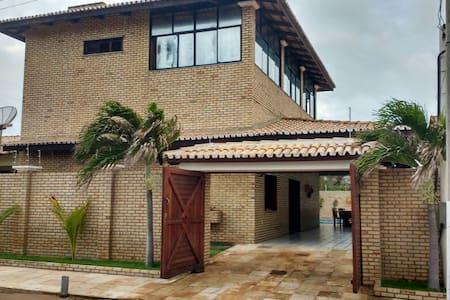 Excelente casa na praia de Morro Branco - Ceará - Beberibe - Σπίτι