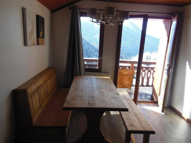 CHAMPAGNY - 5 pers, 32 m2, 2/1