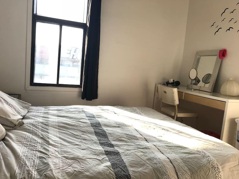 Jolie chambre louer au coeur du plateau appartamenti for Chambre a louer quebec