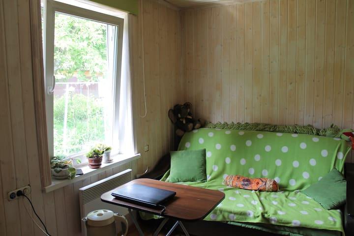 Уютное местечко - Sosnovo - Rumah