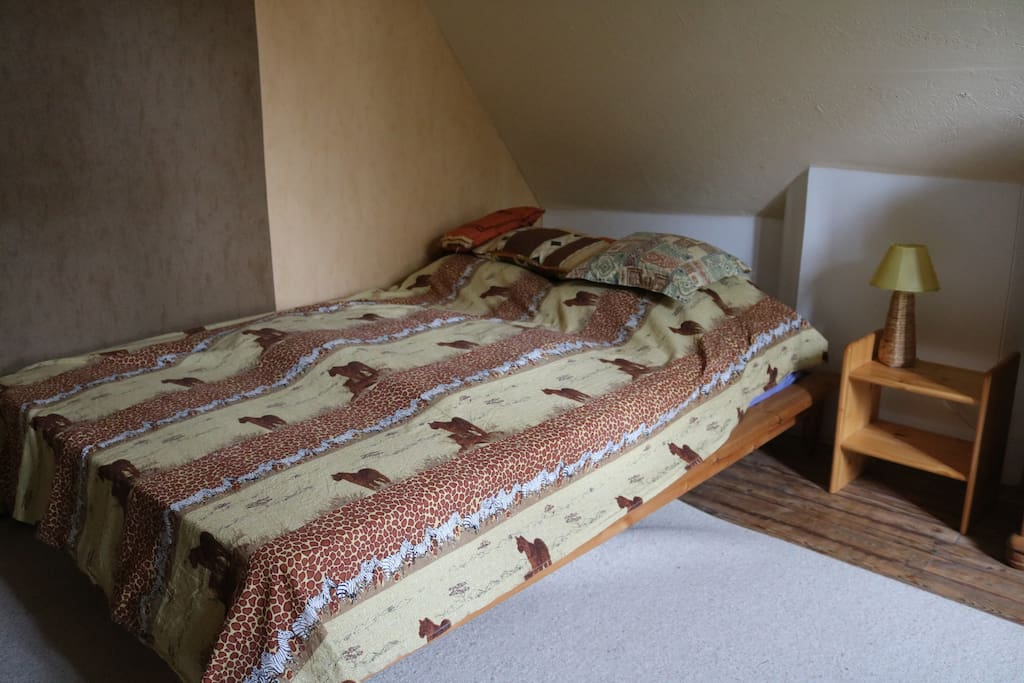 Chambre double Doppelzimmer