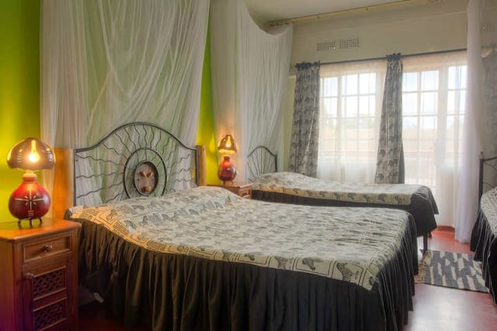 Boutique hotel near Nairobi city