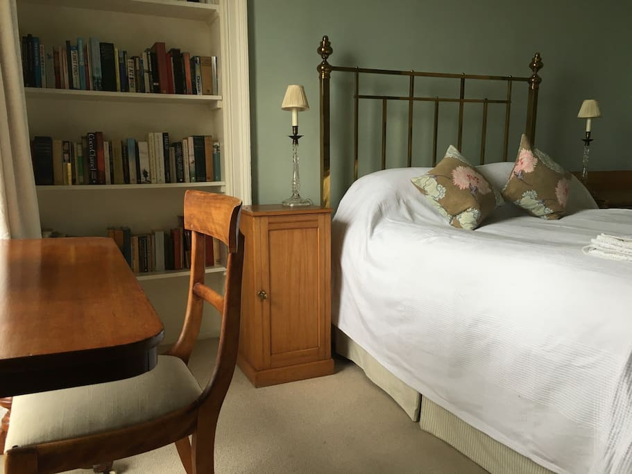 North Facing bedroom